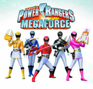 Power Rangers Megaforce Arm Might Action Figure assortment -- FEB131613