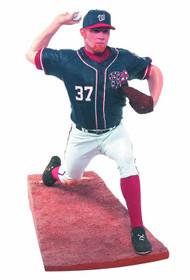 TMP MLB Series 31 Strasburg Action Figure Case -- McFarlane -- FEB131625