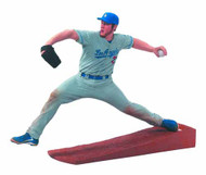 TMP MLB Series 31 Clayton Kershaw Action Figure Case -- FEB131628