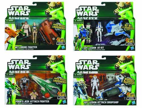 Star Wars Class I Fleet Vehicle assortment 201301 -- Hasbro -- FEB131632