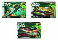Star Wars Class II Attack Vehicle assortment 201301--Hasbro -- FEB131633