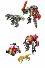 Transformers Gen Voyager Action Figure assortment 201302 -- FEB131637