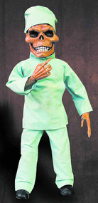 Puppetmaster Dr Death 1/1 Scale Replica -- FEB131657