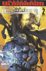 Ultimates 3 #2 -- M Turner Variant Marvel Thor Valkyrie Loeb Madureira -- COMIC00000146