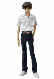 Evangelion 2.0 Shinji Ikari Real Action Hero RAH School Ver -- FEB131682