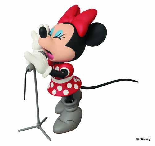 Disney X Roen Minnie Mouse Miracle Action Figure--Medicom -- FEB131694
