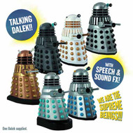 Doctor Who Efx Dalek Action Figure 6-Piece assortment -- FEB131698