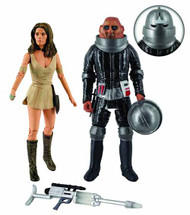 Doctor Who Invasion Of Time Action Figure 2-Pack -- FEB131701