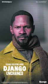 Django Unchained Django Real Masterpiece Action Figure -- FEB131719