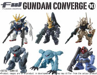 MSG FW Gundam Converge 10 Trad Figure 10-Piece assortment -- FEB131734