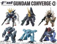 MSG FW Gundam Converge 10 Trad Figure 10-Piece assortment -- FEB131734