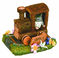 My Neighbor Totoro On A Choo Choo Train Diorama -- FEB131763