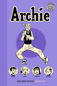 Archie Archives HC Vol 05 -- JAN120108
