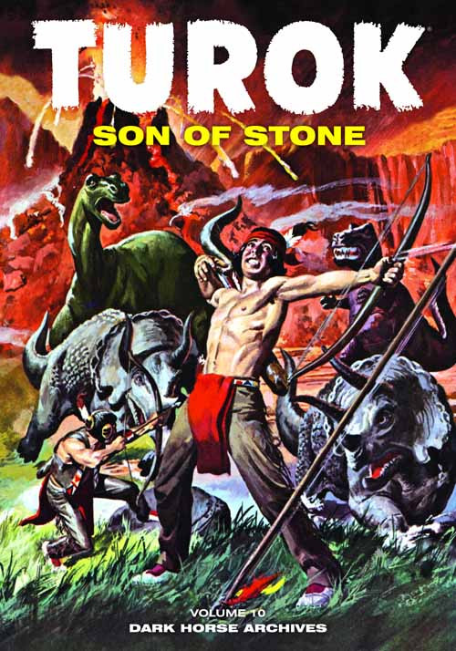Turok Son Of Stone Archives HC Vol 10 -- JAN120110