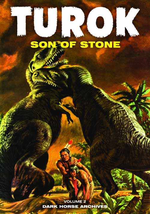 Turok Son Of Stone Archives HC Vol 02 -- JAN120112