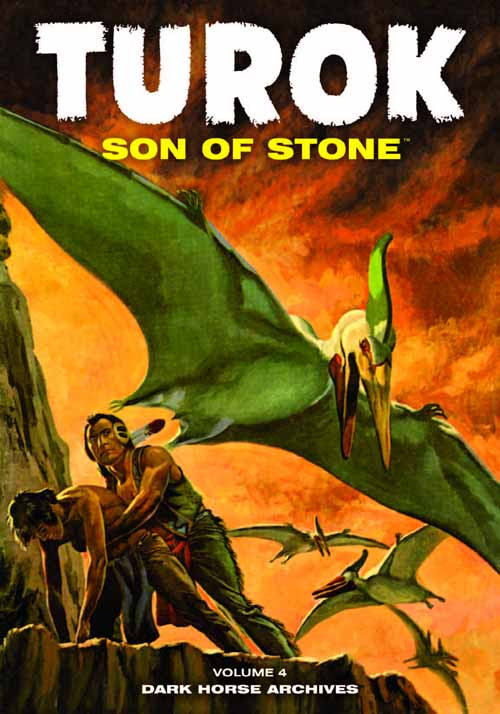 Turok Son Of Stone Archives HC Vol 04 -- JAN120114