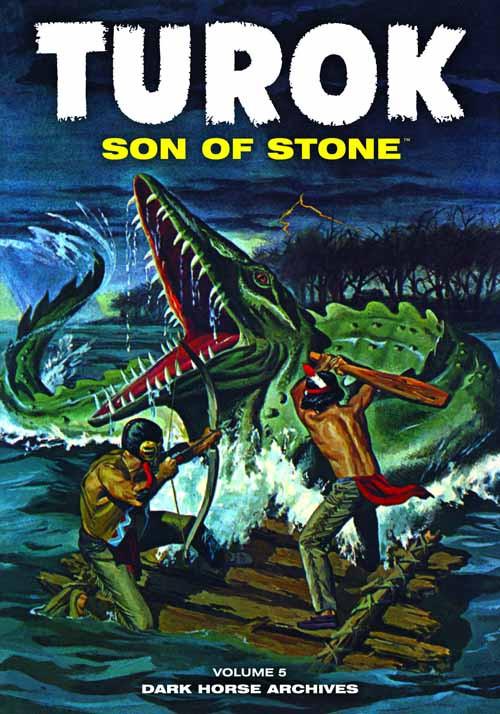 Turok Son Of Stone Archives HC Vol 05 -- JAN120115