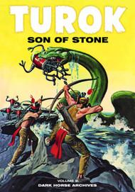 Turok Son Of Stone Archives HC Vol 09 -- JAN120119