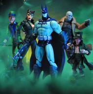 Batman Arkham City Series 2 Action Figure Assortment B -- JAN120381