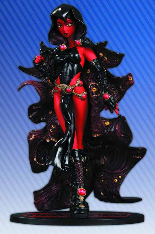 Ame Comi Raven Demon Daughter Var PVC Action Figure -- JAN120393