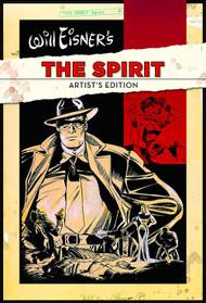 Will Eisner Spirit Artist Edition HC IDW -- JAN120420