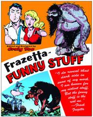 Frazetta Funny Stuff HC -- JAN120479