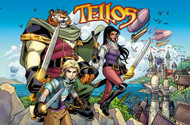 Tellos Colossal HC Vol 01 -- JAN120551
