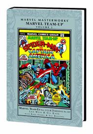 Marvel Masterworks MMW Marvel Team-Up HC Vol 02 -- JAN120725