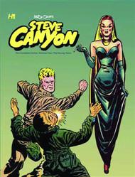Steve Canyon Comp Comic Book Series HC Vol 02 -- JAN121151