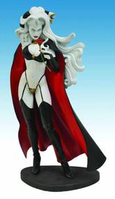 Femme Fatales Lady Death PVC Statue -- JAN121708