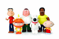 Family Guy Action Figure Assortment -- JAN121714