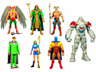 DC Heroes Wave 19 Stripe Action Figure Set Justice Society -- JAN121736