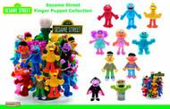 Gund Sesame Street Finger Puppet 72-Piece Assortment -- JAN121802