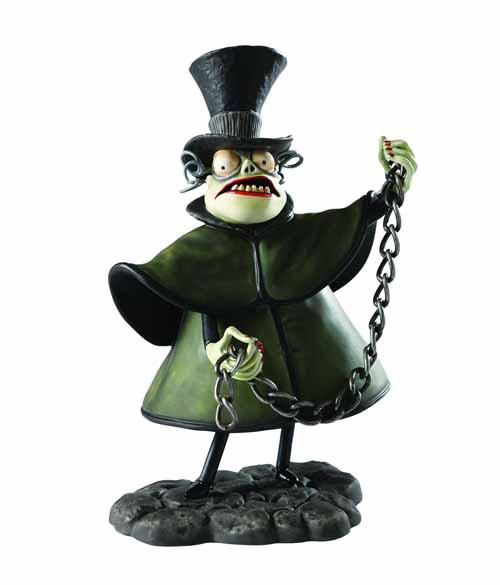 Nightmare Before Christmas Macabre Madman Mr Hyde Statue -- JAN121823