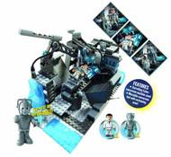 Doctor Who Char Building Cyberman Conv Chamber Set -- JAN121872