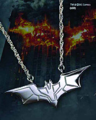 Dark Knight Sterling Silver Pendant -- JAN121966