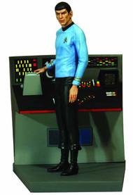 Star Trek Mr Spock 1/6 Scale Statue -- DEC111745