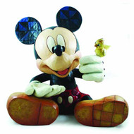 Disney Traditions Mickey Mouse Bird Feeder Statue -- JAN122055