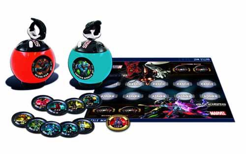 Marvel Slingers Battle Pack Assortment -- JAN122081