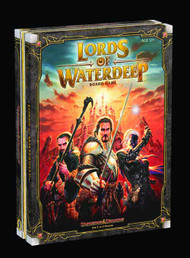 Dungeons & Dragons D&D Lords Of Waterdeep Board Game -- JAN122084