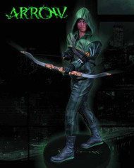 Arrow 1:6 Scale Oliver Queen Statue -- Gentle Giant -- JAN130345