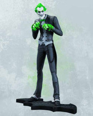 Batman Arkham City The Joker Statue -- JAN130348
