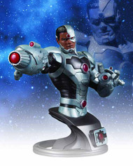 DC Comics The New 52 Cyborg Bust -- JAN130353