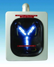 Back to the Future Flux Capacitor Unlimited Edition -- JAN131645
