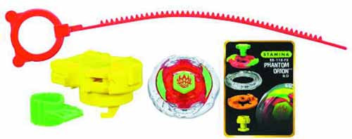 Beyblade Hyperblades Battle Top Assortment 201301 -- JAN131650
