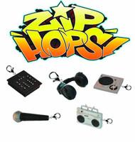 Zip-Hops Zipper Pulls 25-Piece BMB Display -- JAN131679