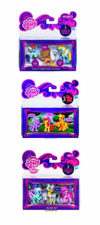 My Little Pony Minis Assortment 201303 -- JAN131687