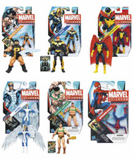 Marvel Universe Action Figure Assortment 201301 -- JAN131691