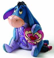 Disney Traditions Eeyore W/Heart Action Figure -- DEC112027
