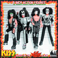 Kiss 8-In Retro Action Figure Series 3 Asst Sonic Boom -- JAN131703